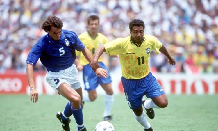 Chung kết World Cup 1994: Brazil 0-0 Italy (Pen 3-2)