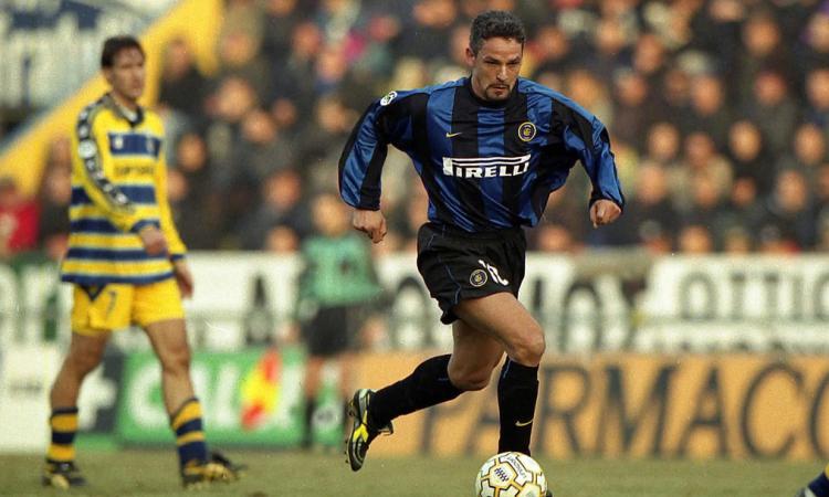 Top 10 bàn thắng đẹp tại Inter của Roberto Baggio