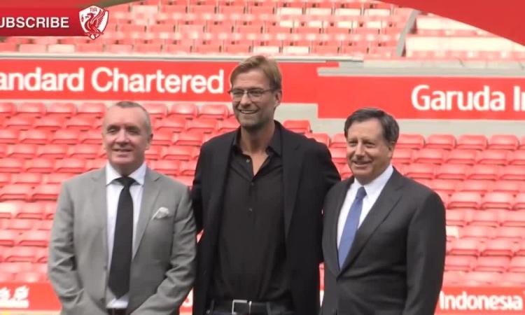 Jurgen Klopp ra mắt tại Anfield