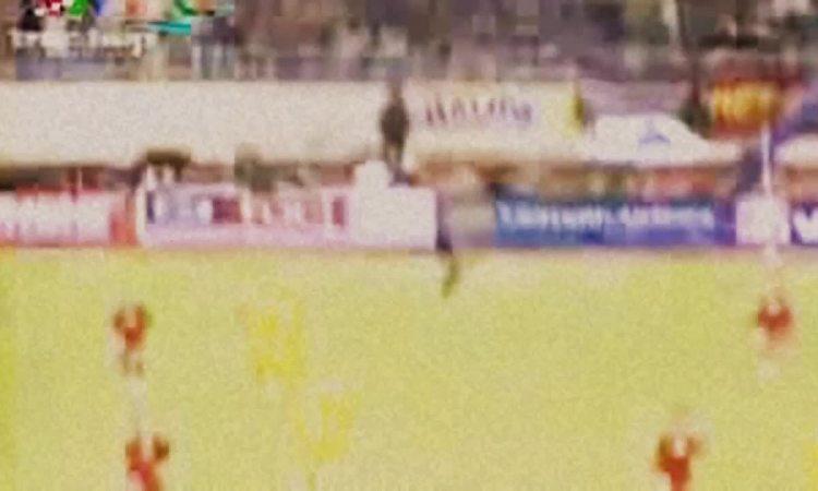 Bàn thua của U23 Việt Nam ở bán kết SEA Games 2003