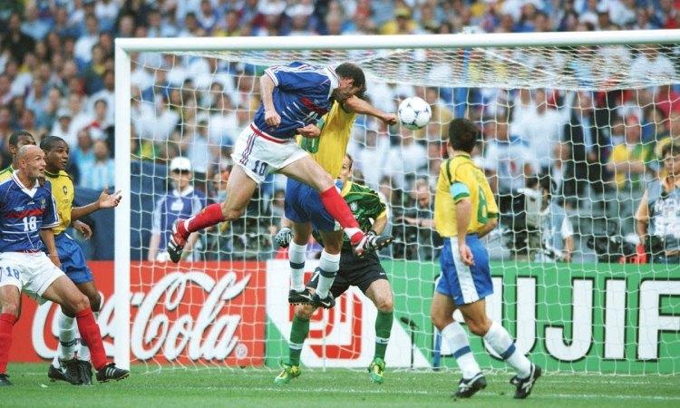 Chung kết World Cup 1998: Brazil 0-3 Pháp