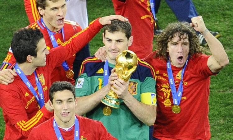 Những khoảnh khắc hay nhất của Casillas ở World Cup 2010