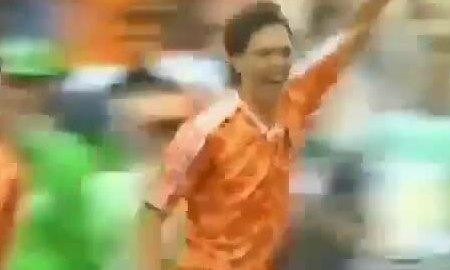 Bàn thắng của Van Basten ở Euro 1988