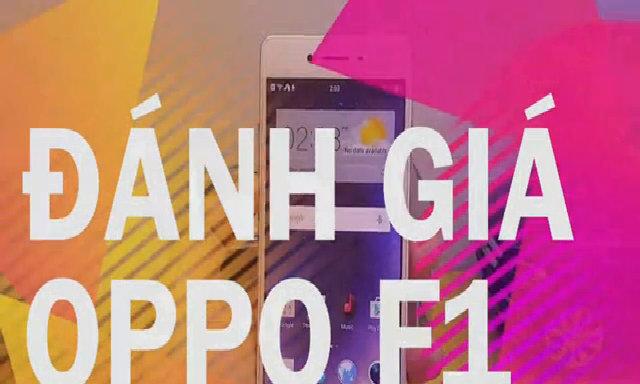 Video đánh giá Oppo F1