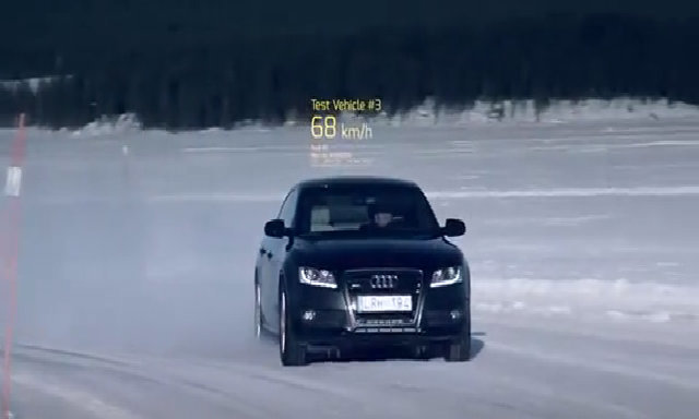 Đường thử xe Colmis (Thụy Điển)