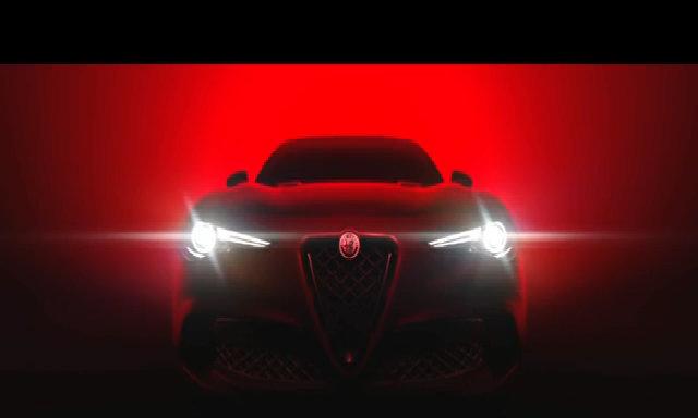 1. Alfa Romeo Giulia 2017