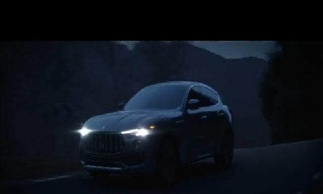 7. Maserati Levante 2017