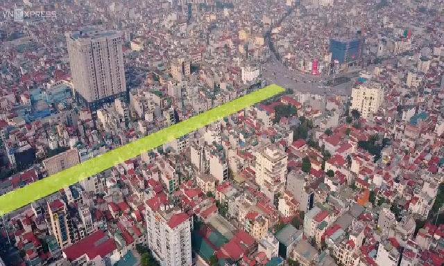 Đường Hoàng Cầu - Ô Chợ Dừa