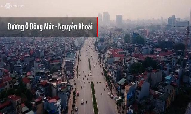 Đường Ô Đông Mác - Nguyễn Khoái