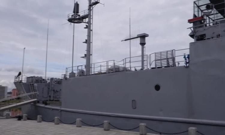 Con tàu khiến Mỹ suýt tấn công hạt nhân Triều Tiên năm 1968