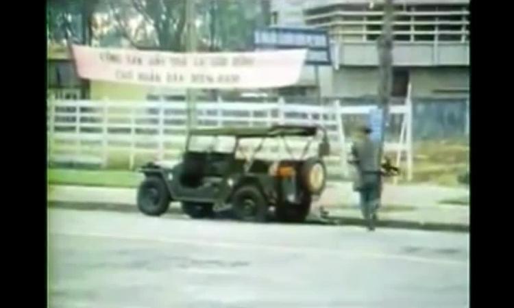 Video đánh đại sứ quán