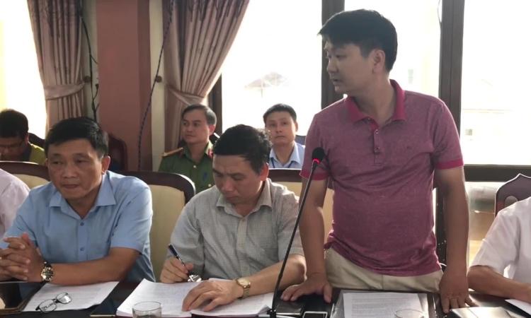 Ông Nguyễn Cao Khương PA83 mô tả gian lận khi chấm thi