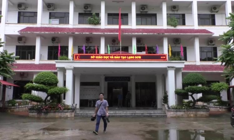 Không phát hiện gian lận thi cử ở Lạng Sơn