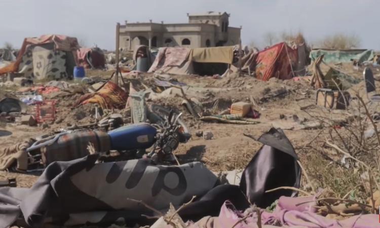 Giờ phút hấp hối của IS trước khi bị tiêu diệt hoàn toàn