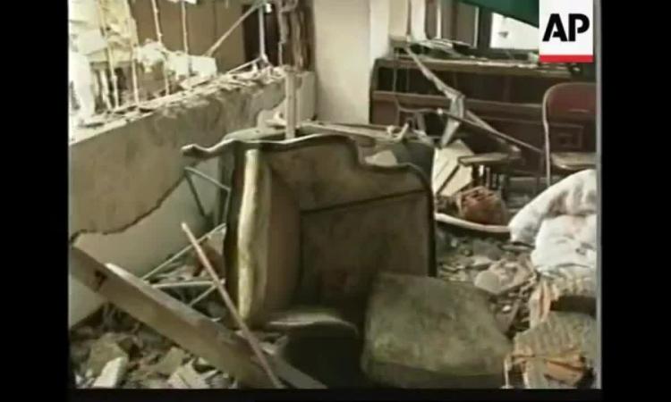 Vụ Mỹ oanh tạc sứ quán Trung Quốc ở Nam Tư 20 năm trước