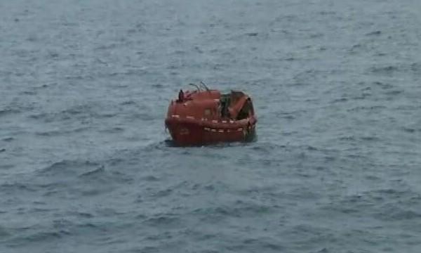 Tàu Phú Tân gặp nạn